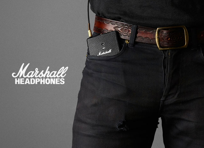 , Marshall London Presente son Smartphone Rock sous Android