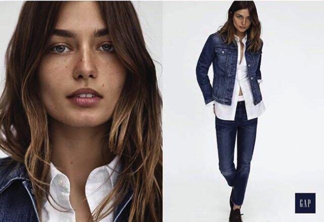 , Tous en Bleu Jean pour GAP Hiver 2015 2016