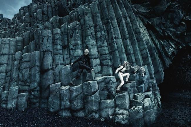 , Moncler part à l'Aventure pour un Hiver très Game of Thrones