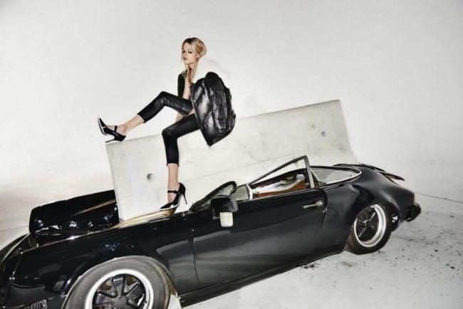 rag bone hiver campagne fw 2015 2016 6 - Pour l'Hiver 2015 Rag & Bone Detruit une Porsche 911 SC (video)