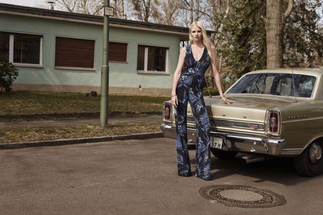 , Pour H&M Femmes, les Années 70 Restent les Stars de cette Rentrée 2015