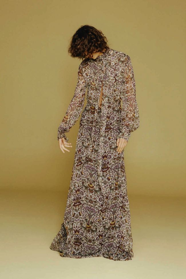, Cet Hiver 2015 Zara Femme Invite la Campagne en Ville