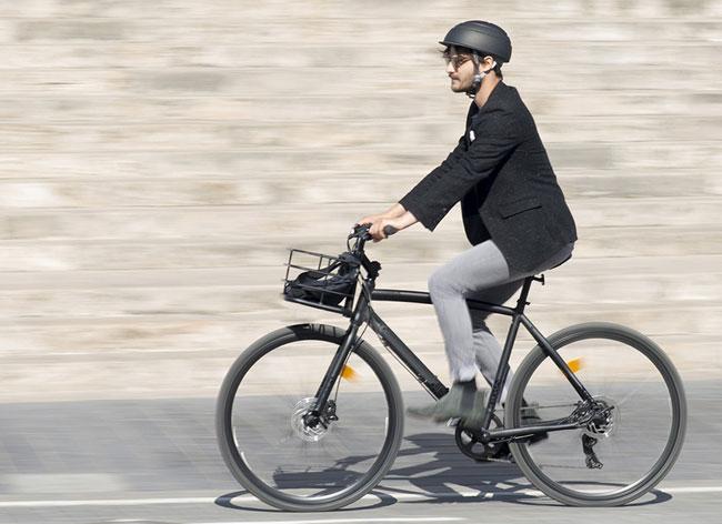 closca fuga casque velo design compact 3 - Ce Casque de Vélo Compact et Élégant ne va Plus vous Quitter (video)