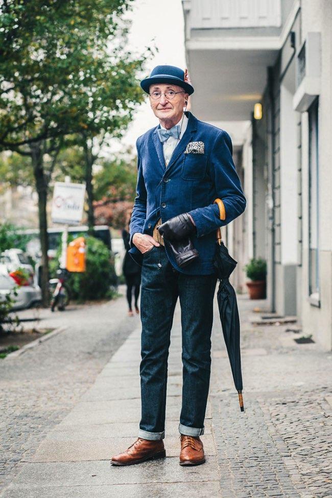 , A 104 ans ce Hipster va vous Donner une Belle Leçon de Style