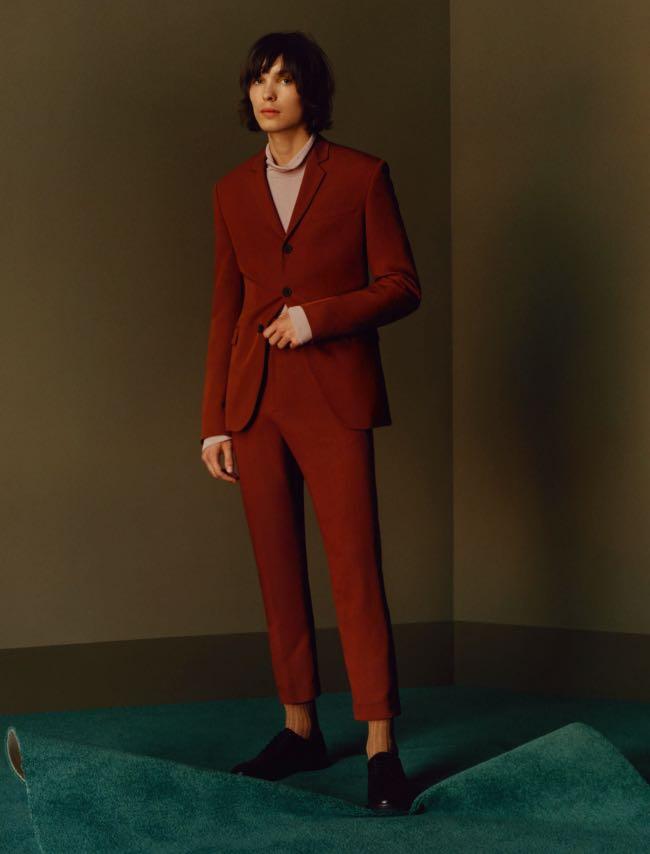 , Zara Homme fait son Gucci pour cet Hiver 2015 2016