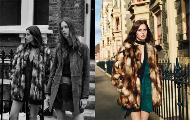 , Cet Hiver Zara TRF Succombe aussi à la Fièvre des Années 70