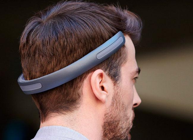 , Ce Serre-Tête pour Homme est un Écouteur Bluetooth (video)