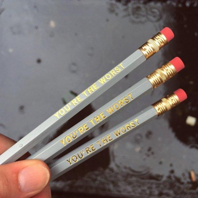 , Le Temple des Crayons de Toutes les Couleurs est à Manhattan