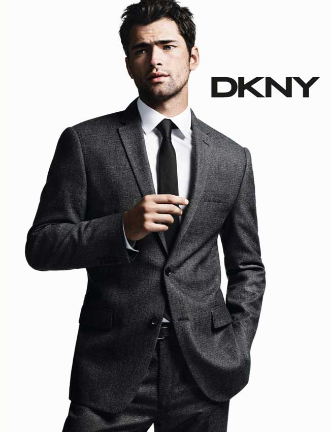 , DKNY Homme 2015 2016, le Casual Chic en Campagne