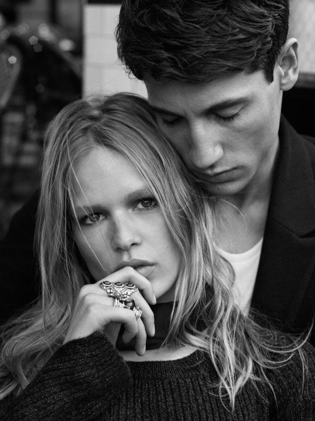 , H&M fait sa Rentree Romantique au Café New Yorkais
