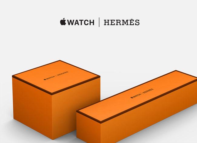 , Oubliez la Montre Apple Voici l'Elégante Apple Watch Hermès