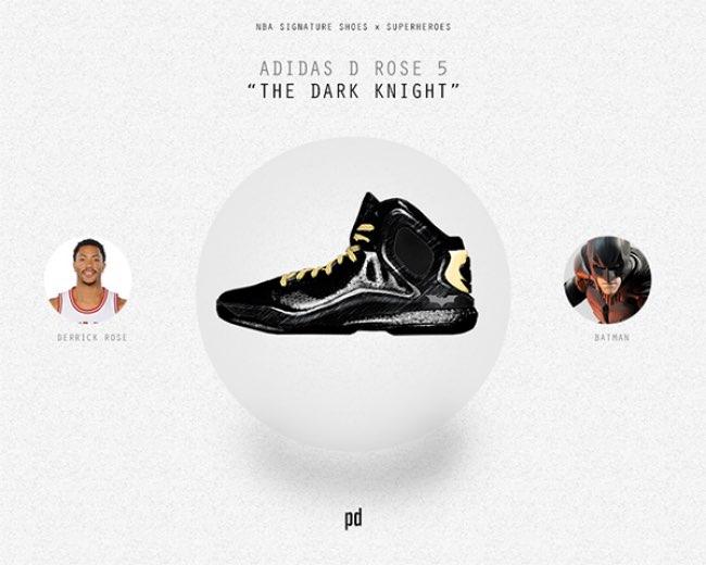 , Les Mythiques Baskets Adidas et Nike pour Super Héros