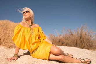 yasmina rossi top modele senior corse 1 331x219 - A 60 ans cette Top Modele en Fait 30 car elle Mange Bio