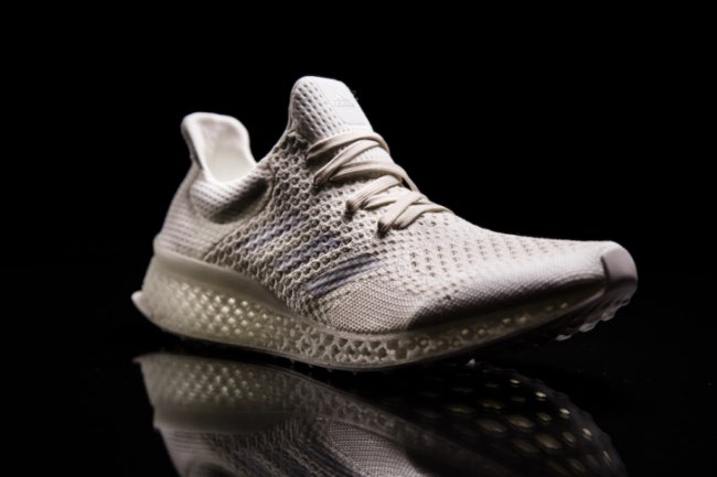 , Avec Futurecraft Adidas Imprime vos Baskets en 3D (video)
