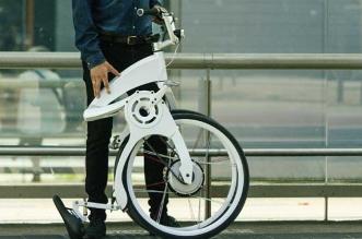 gi flybike velo electrique pliable connecte kickstarter 5 331x219 - FlyBike, Révolutionnaire Vélo Pliable, Électrique et Connecté (video)