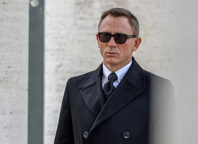 uk cheap sale the best first rate Lunettes de Soleil de James Bond dans Spectre - MaxiTendance