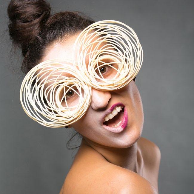 , Extravagantes Lunettes et Montures Imprimées en 3D