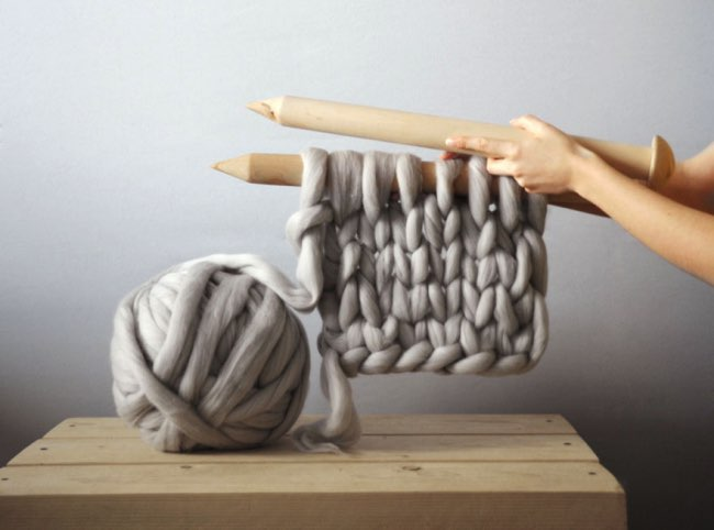 panier chat grosse laine