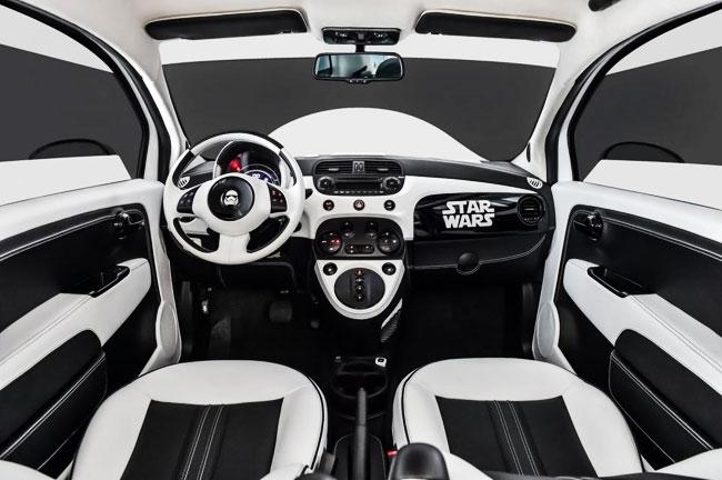 , Tres Chic Fiat 500 pour les Stormtroopers de Star Wars
