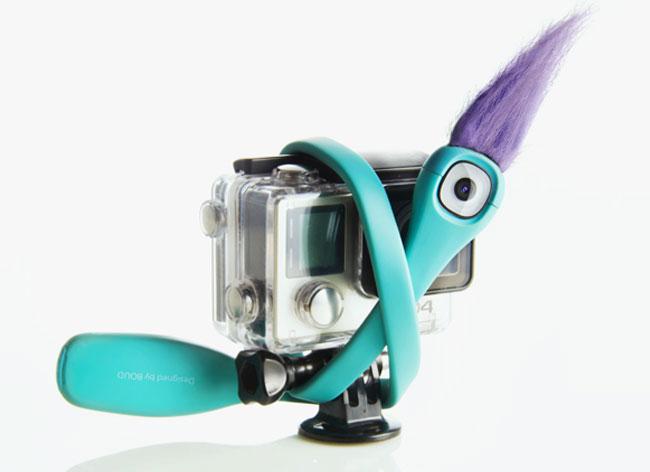 , Ce Serpentin Flexible est une Camera Bluetooth Géniale (video)