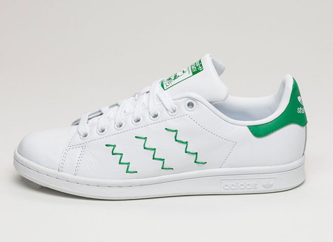 adidas stan smith avec bande