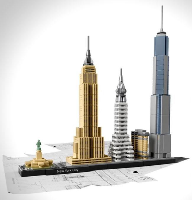 , Les Plus Célèbres Monuments d'Architecture en Lego