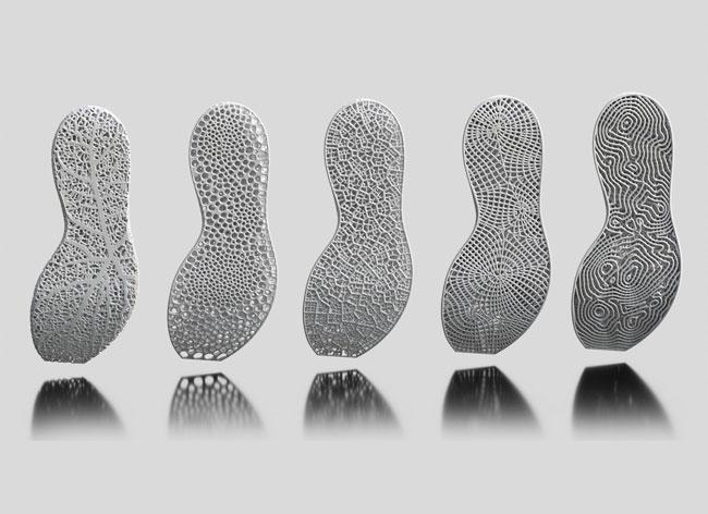 , New Balance x Nervous System, les Baskets Imprimées en 3D