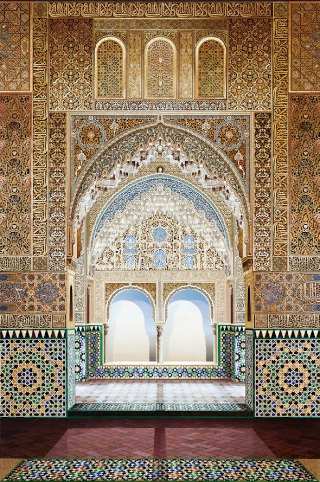 , Ces Photos d'Architecture d'Interieur sont des Peintures Hyper Réalistes