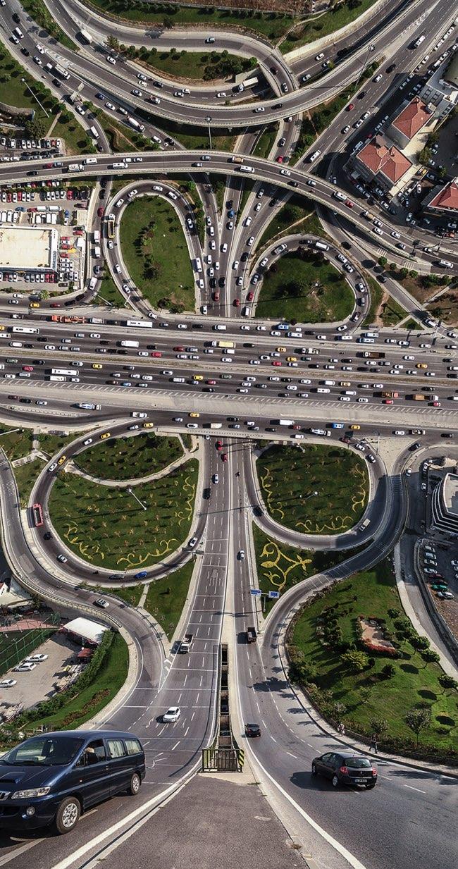 aydin buyuktas flatland paysages impossibles 1 - La Megapole d'Istanbul dans une Mise en Images Renversante