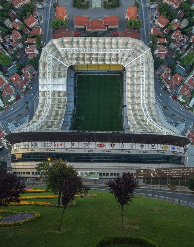 aydin buyuktas flatland paysages impossibles 2 - La Megapole d'Istanbul dans une Mise en Images Renversante