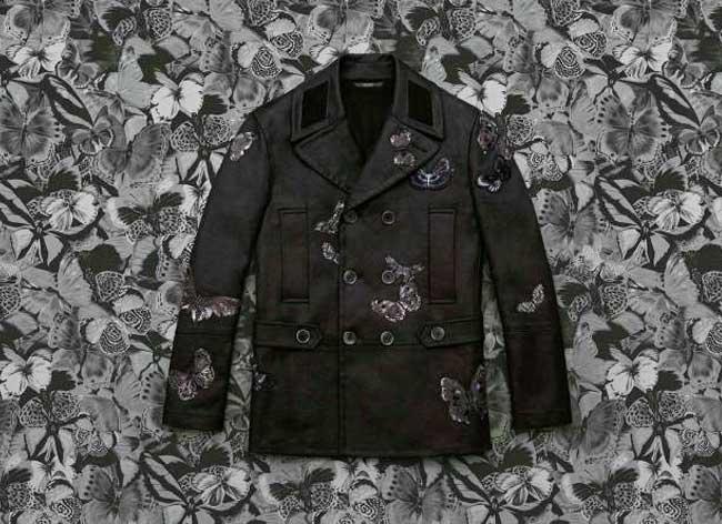 , Un Ete en Camouflage Commando chez Valentino