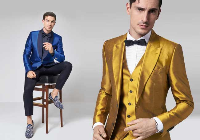e9478d3aef327 Dolce   Gabbana sort les Vivifiants Tuxedo et Costumes d Ete ...