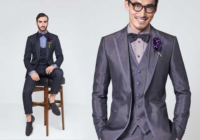 , Dolce & Gabbana sort les Vivifiants Tuxedo et Costumes d'Ete