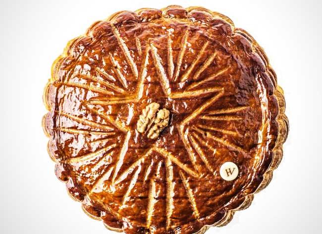 , 10 Galettes des Rois Parisiennes signées de Chefs Pâtissiers