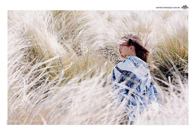 , Evasion Grandeur Nature pour Hermès Ete 2016