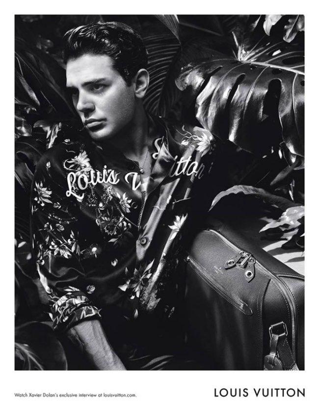 , Campagne Rock pour Louis Vuitton Homme Été 2016