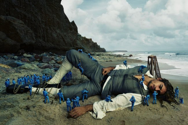 , Moncler Invite Gulliver pour le Printemps Ete 2016 (video)