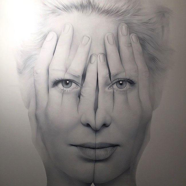 Portraits Femmes Peintures, Portraits de Femmes en Peintures au Réalisme Troublant