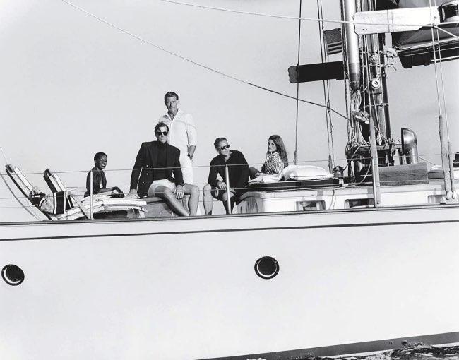, Noir et Blanc et Bord de Mer pour Ralph Lauren Ete 2016