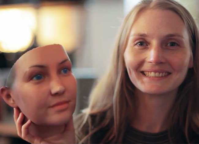 , Elle Reconstitue des Visages à partir d'ADN Trouvé sur des Mégots (video)