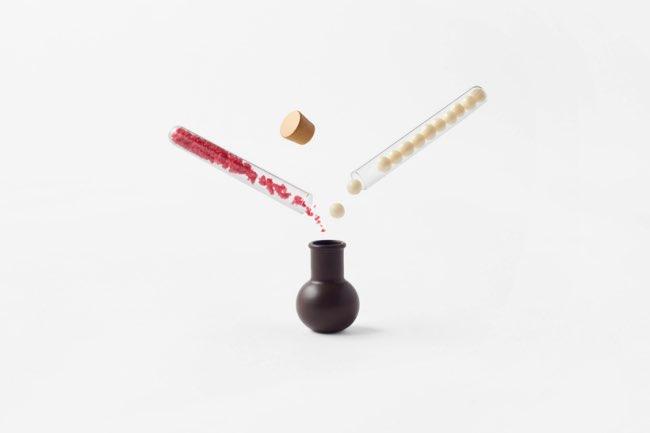 chocolamixture nendo chocolat coffret 6 - Ce Coffret va Faire de vous un Alchimiste du Chocolat