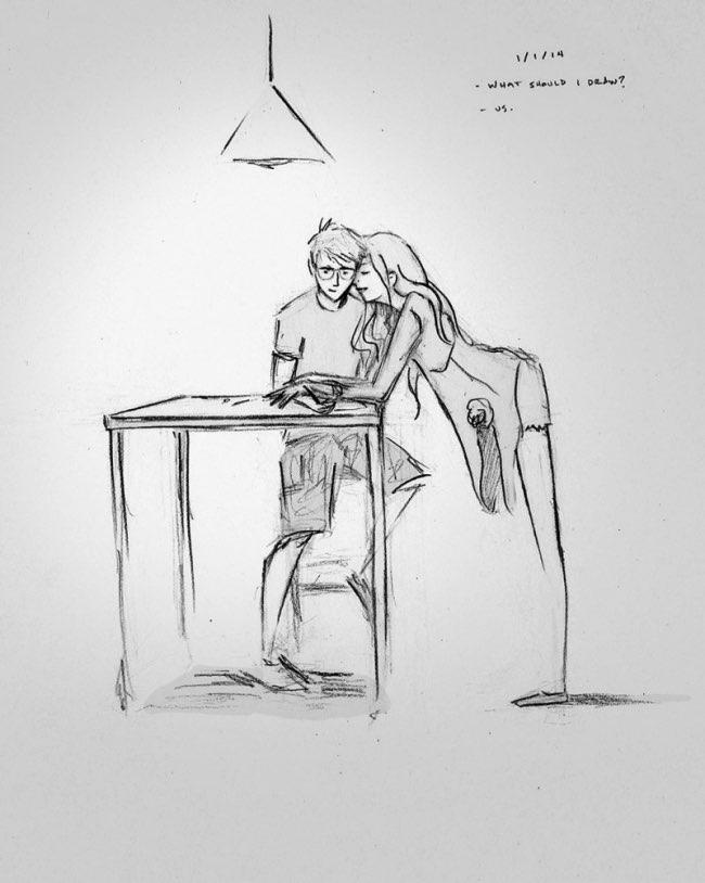 , La Vie de Couple Illustrée avec Amour et Tendresse