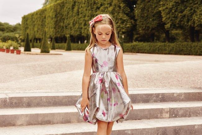 , Promenade au Château de Versailles pour Dior Enfants