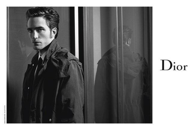 dior homme campagne fw automne hiver 2016 2017 1 - Pour L'Hiver 2016 2017 Dior Invite encore Robert Pattinson