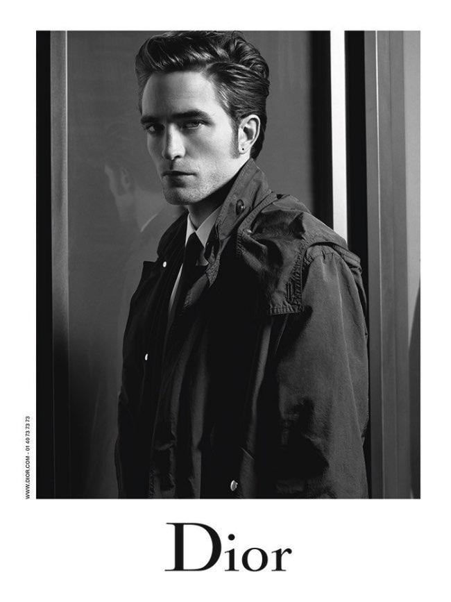 , Pour L'Hiver 2016 2017 Dior Invite encore Robert Pattinson