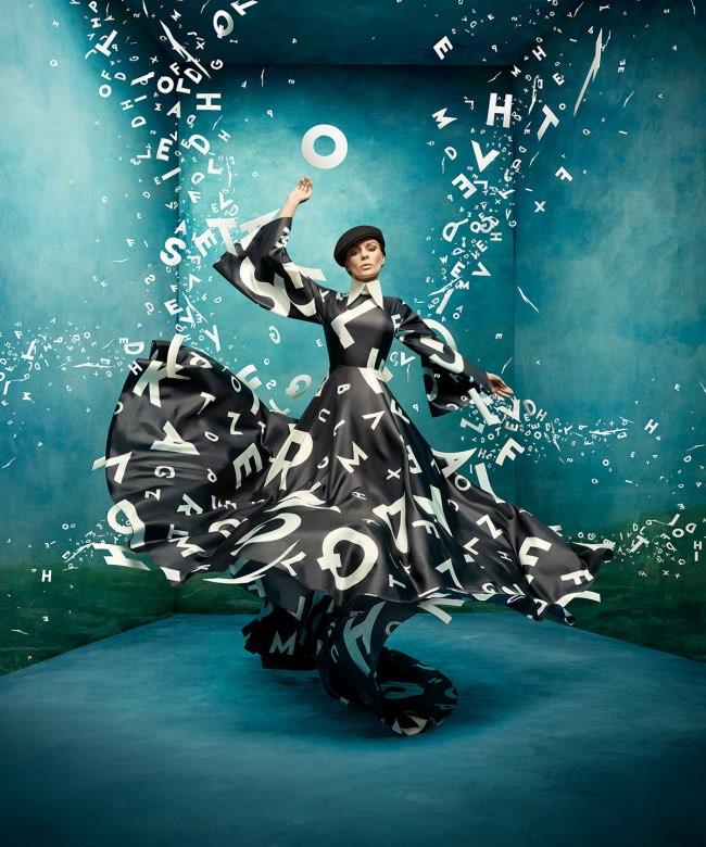 , 12 Resolutions Ecolos et Fashion du Calendrier Splash Magazine