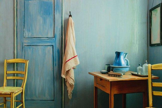 , Louer la Vraie Chambre de Van Gogh pour 9 € la Nuit