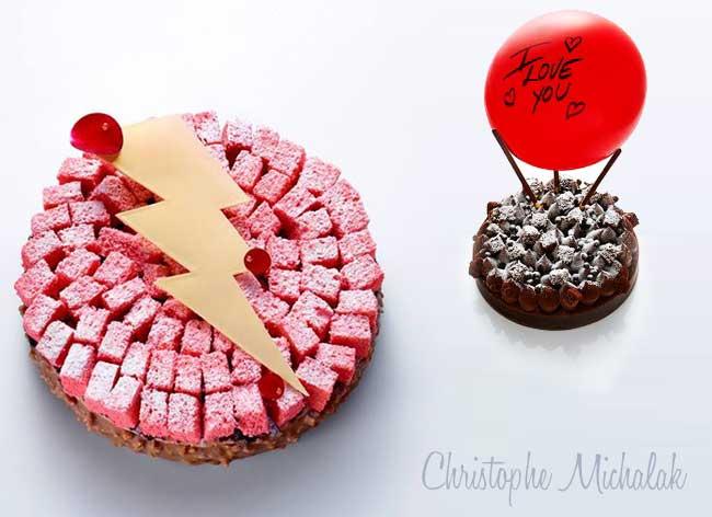 saint valentin 2016 patisseries chefs paris meilleures 1 - 12 Pâtisseries de Chefs Parisiens Spécial Saint Valentin