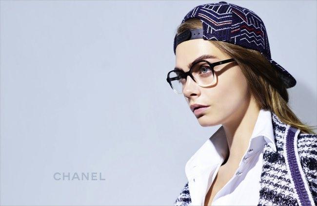 5e9a0f4132 chanel lunettes soleil vue solaire femme ete 2016 1 - Lunettes de Soleil  Chanel Ete 2016