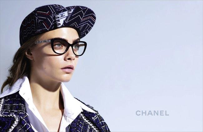 20ac17122f chanel lunettes soleil vue solaire femme ete 2016 3 - Lunettes de Soleil  Chanel Ete 2016